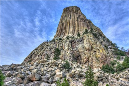 Башня Дьявола (Devils Tower National Monument)
