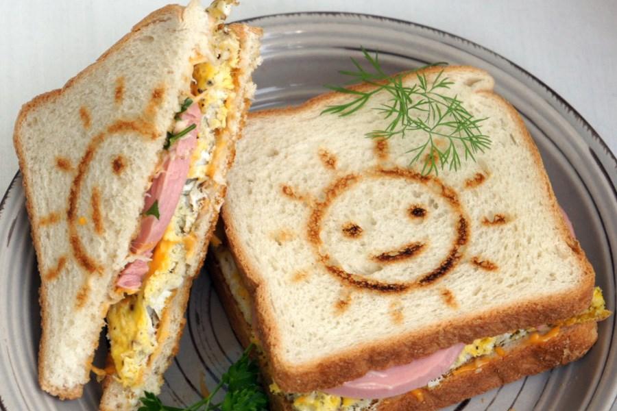 Бутерброды открытые, кулинарные рецепты с фото.