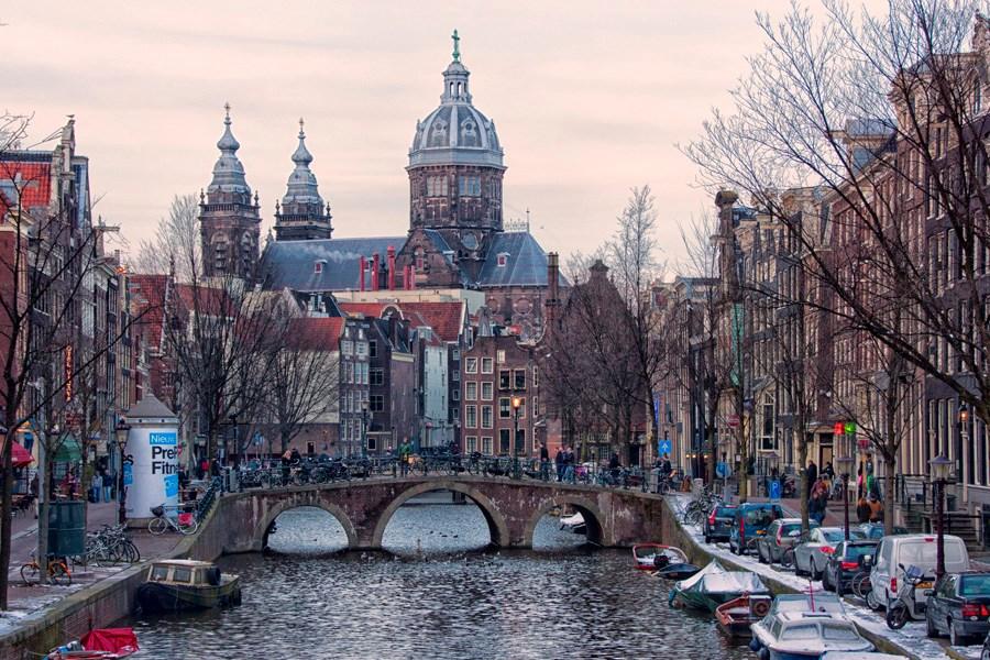 Что посмотреть в нидерландах