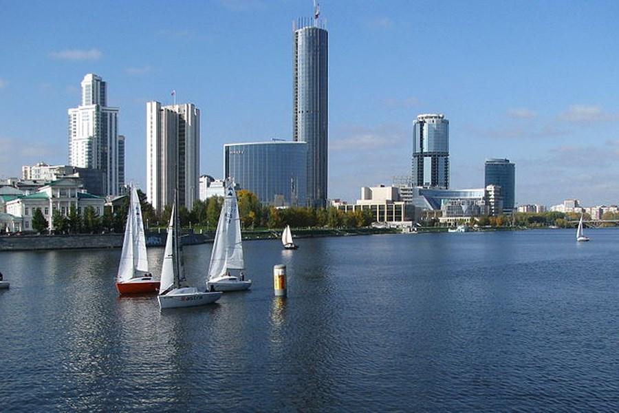 Екатеринбург - фото, достопримечательности, погода, что ...