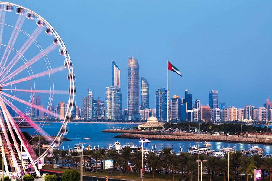 Отель Абу Даби рядом с парком Ferrari!