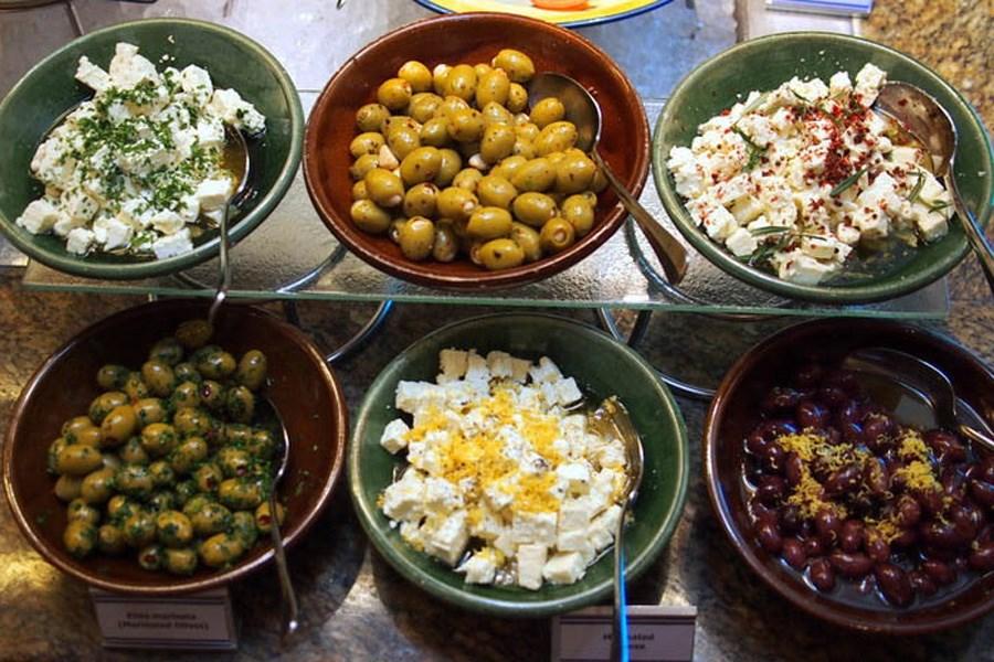 рецепты с фото греческая кухня