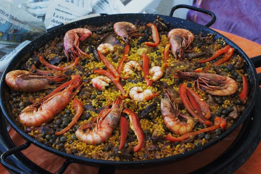 Блюда из рыб и гарнир