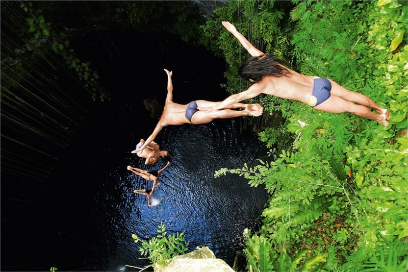 женщины летний сон прыгаю с обрыва в воду рассрочка без участия