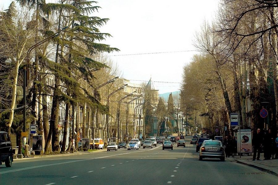 Тбилиси - фото, достопримечательности, погода, что посмотреть в Тбилиси на карте